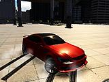 3D городской гонщик