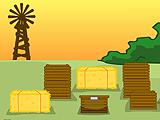Побег с тыквенной фермы
