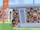 Головы на арене: все звезды футбола
