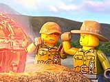 Лего вулкан: действуйте