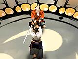 Бой самурая