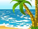Песчаный берег: побег