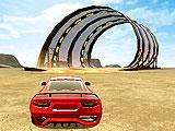 Автомобильные трюки: мультиплеер