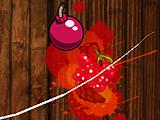 Слайсы из фруктов