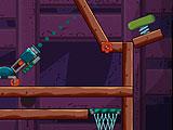 Пушечный баскетбол 4
