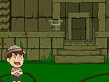 Доктор Динкл - Ацтекские руины