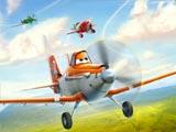 Самолеты: Реактивные гонки