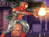Человек паук: Уличная драка