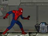 Человек Паук бродилка: Железный паук