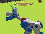 Симулятор робота-собаки