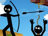 Мастер стрельбы из лука: Стикмен герой