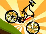 Велогонка стикмена