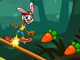 Кролик скейтер