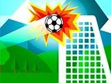 Футбол: Попади в перекладину