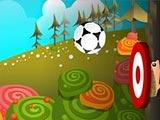 Мяч и цель