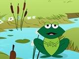 Кормить лягушку