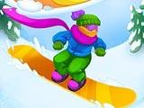Сноубордист герой