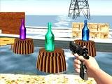 Стрелялка по бутылкам