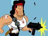 Герой в городе