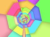 Цветной тоннель 2