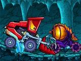 Машина ест машину: Приключение в подземелье