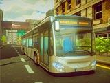 Парковка городского автобуса