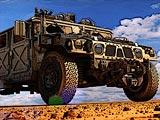 Военно-транспортный автомобиль
