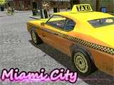 Водитель такси Майами 3Д