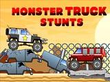 Трюки монстр грузовика