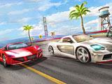 Спортивные автомобильные гонки