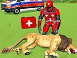 Робот спасатель животных