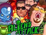 Нападение инопланетян