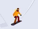 Олимпийский сноуборд
