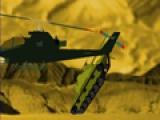 Халк бросает танк