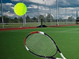 Удар в теннисе