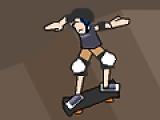 На скейте по канализации