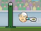 Головы играют в теннис