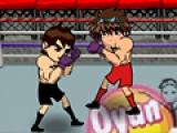 Боксерское сражение