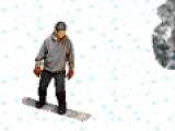 Простой сноубординг