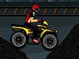 На квадроцикле по угольной шахте