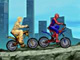 Песчаный человек против Человека-паука