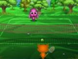 Тото и Сиси играют в теннис