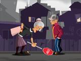 Сердитая старушка 2