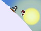 Сноуборд пингвина