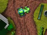 Тракторная парковка
