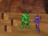 Халк - защита мстителей