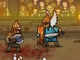 Гладиаторы на арене