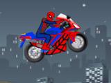 Мотоцикл Спайдермена