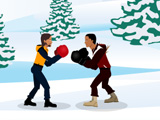 Зимний бокс