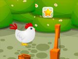 Прыжки курицы